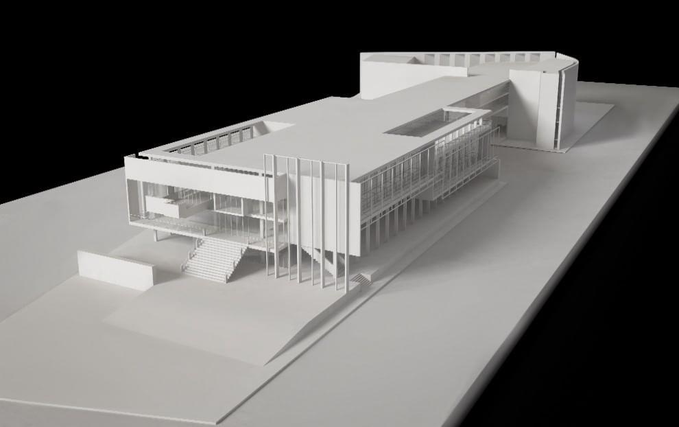 Giuseppe terragni e roma alla casa dell 39 architettura 1 - Architetto palazzo congressi roma ...