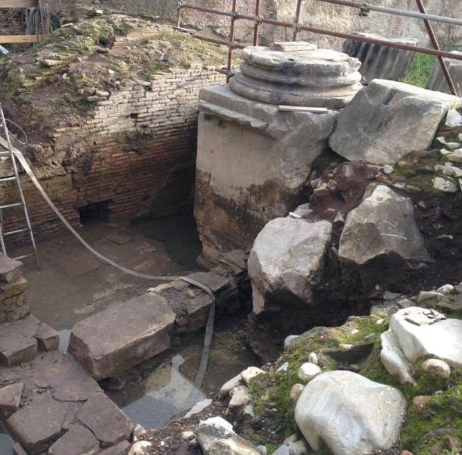 Circo Massimo, ritrovati i resti del secondo Arco di Tito