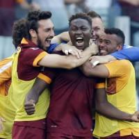 Inseguito e aggredito a Roma il calciatore giallorosso Yanga-Mbiwa
