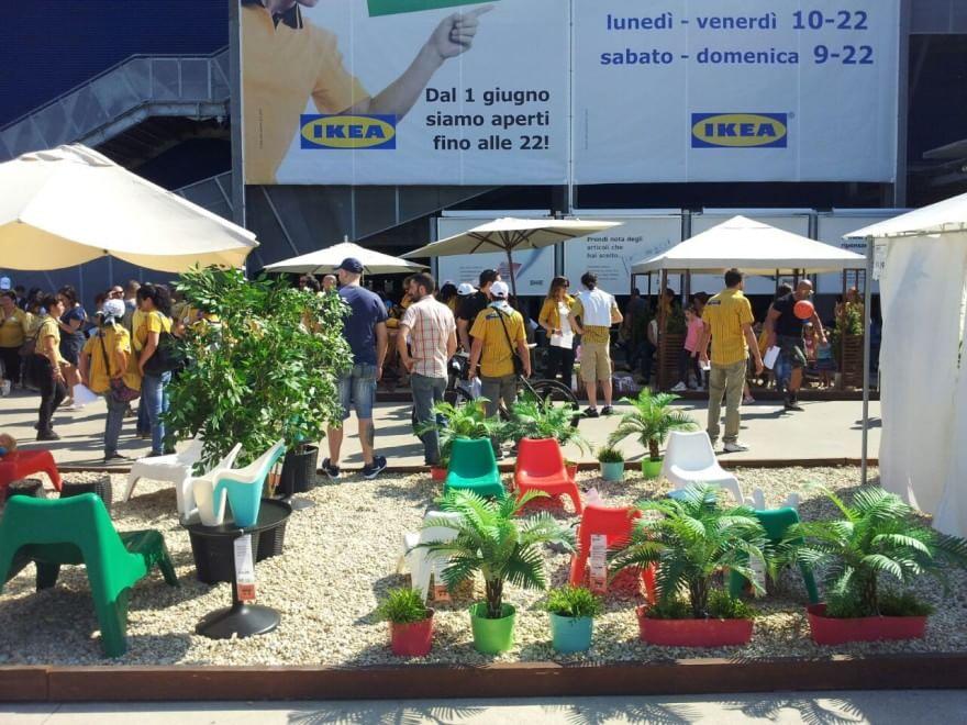 Sciopero all 39 ikea in centinaia incrociano le braccia a - Ikea porta di roma telefono 06 ...