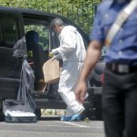 Omicidio-suicidio a Vitinia, uccide la ex in strada e si toglie la vita