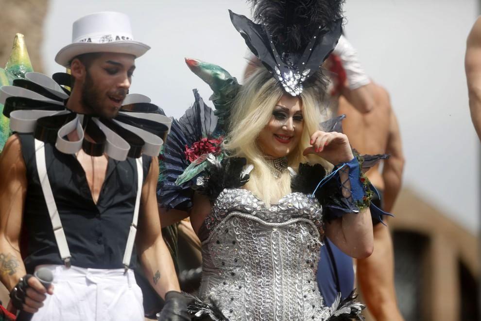 I volti del Gay pride