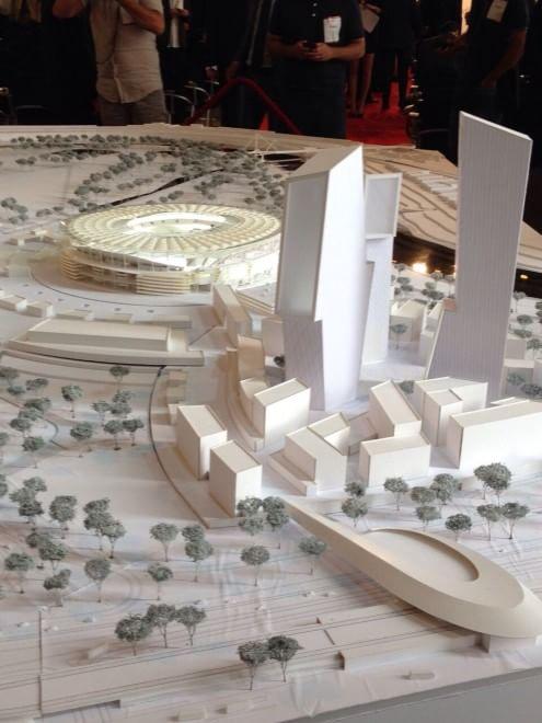 """Stadio della Roma, ecco il progetto definitivo. Totti: """"Un Colosseo moderno"""""""