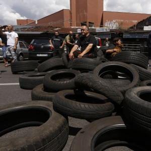 Tensioni a porta portese blitz dei vigili i negozianti - Porta portese offerte lavoro roma ...