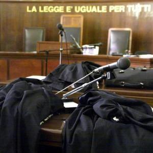 """Tribunale senza personale: """"Un'ora di stop ai processi"""""""
