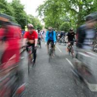 Roma, il Grab delle bici tra le opere per il Giubileo