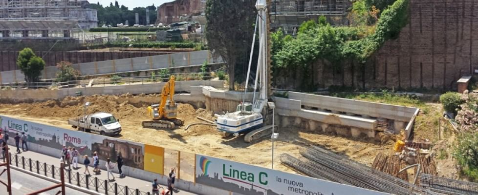 """Metro C, le accuse dell'Anac: """"Niente trasparenza e garantiti vantaggi irragionevoli """""""