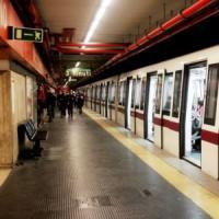 Disagi sulle linee metro A e B.