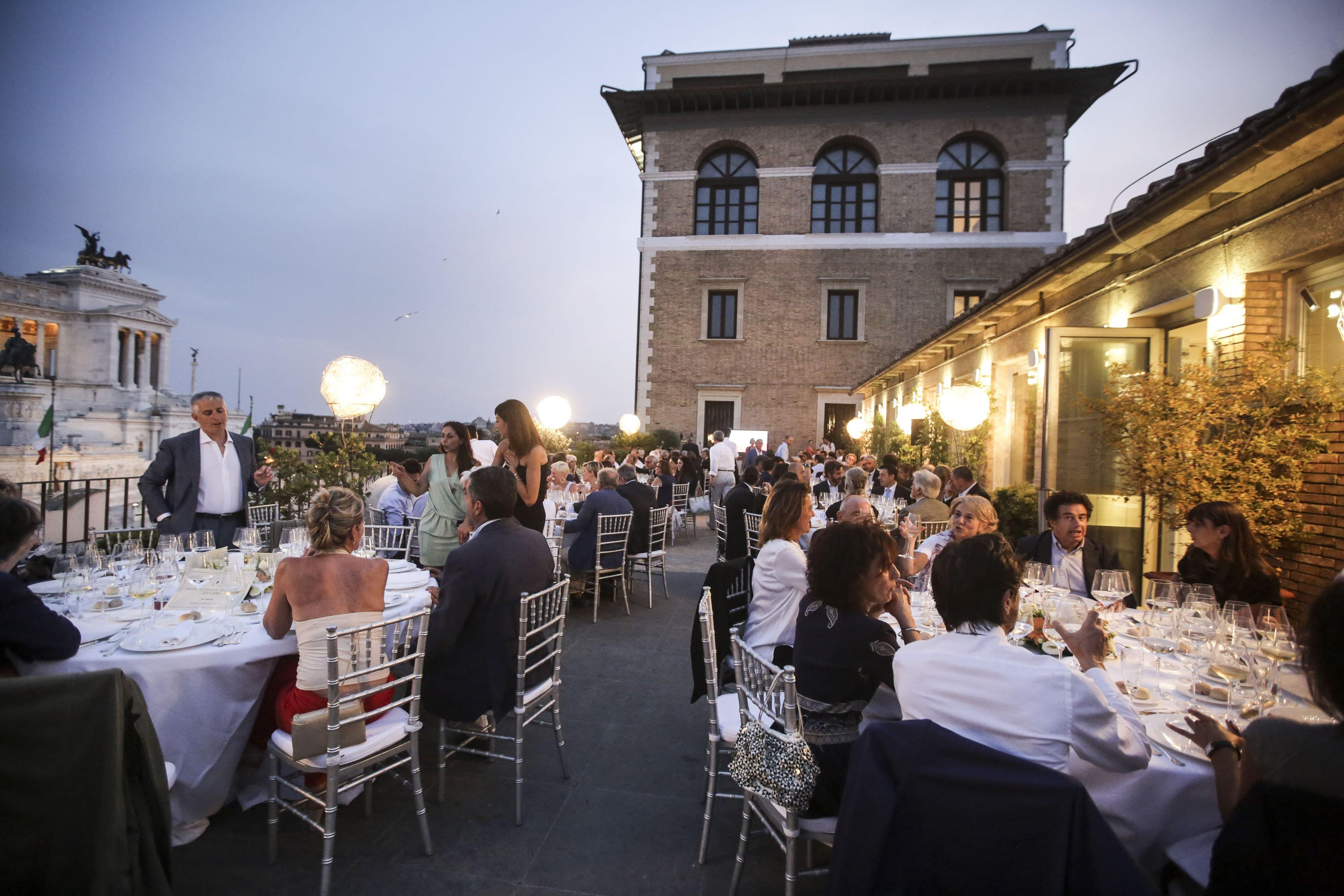 Serata di chef e vignerons, un riconoscimento per le cantine top del ...