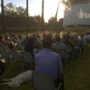 Cinecittà film festival, quattro giorni di cinema all'aperto al Parco degli Acquedotti