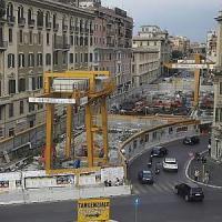 Appalto Metro C Roma, Cantone: