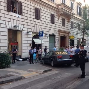Roma, gioielliere ucciso a Prati durante una rapina. E' caccia al killer