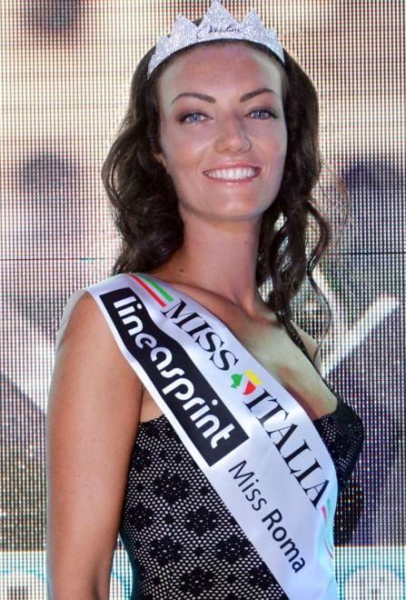 promo code ec26e 9d4f9 Miss Roma 2015: vince Claudia Guidi, mamma trentenne della ...