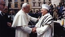 La mostra sul rapporto Wojtyla - ebrei romani