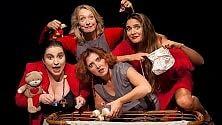 """Teatro, ad Ariccia """"Fantastiche visioni"""""""