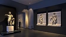 Nuovo allestimento per le sculture romane