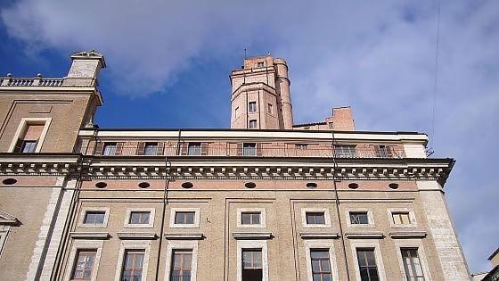 Roma chiude l 39 archivio meteorologico storico italiano for Dove ha sede il parlamento italiano