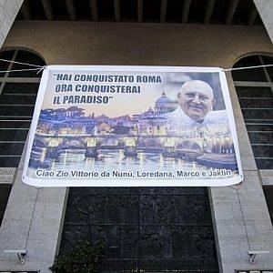 """""""Vittorio era capofamiglia, era il nostro Papa"""""""