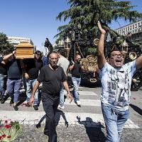 Casamonica: esposto su funerali, la procura apre un fascicolo