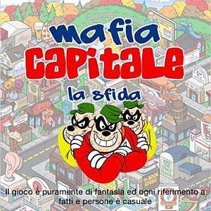 """""""Mafia Capitale"""" diventa un videogioco per smartphone"""