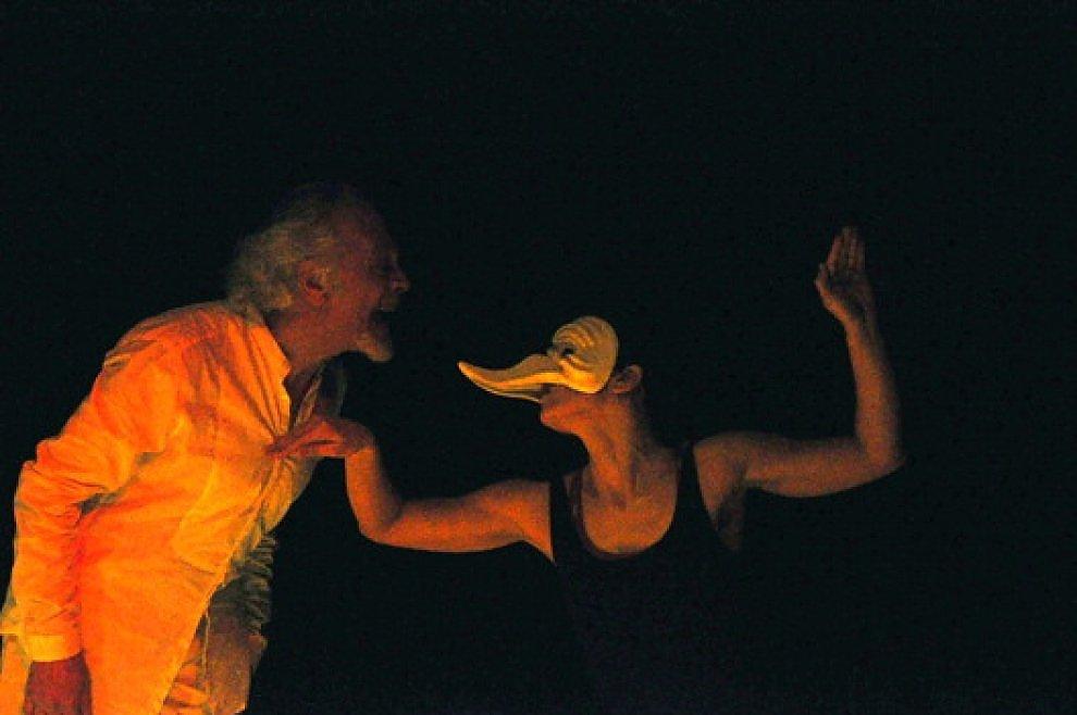 Formia, XI edizione del Festival dei Teatri d'arte mediterranei, per Mario Piccolino