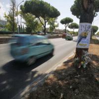 Un altro incidente sulla Colombo: tre feriti