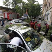 Maltempo, forte temporale a Roma. Protezione civile: