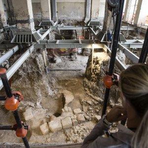 Archeologia: scoperta a Roma una rara dimora del VI secolo a.C.