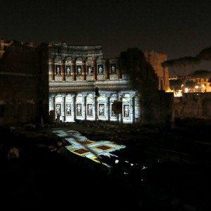 Viaggi nei Fori di Augusto e Cesare: successo con 100mila visitatori