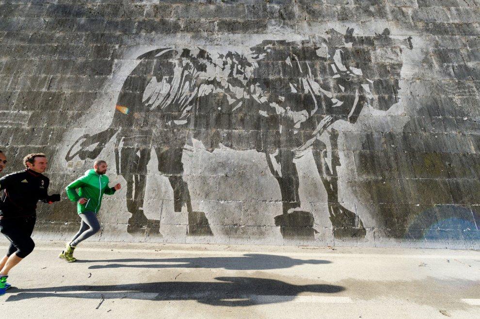 """""""Triumphs and laments"""", la storia di Roma su 550 metri di Lungotevere. Ecco i bozzetti dell'opera di Kentridge"""
