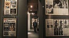 L'Espresso    Foto   -   Video    60 anni di inchieste