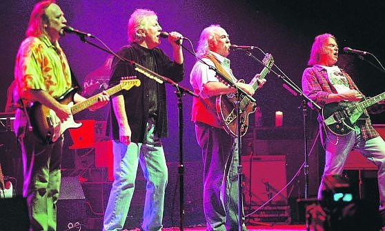 Crosby, Stills &Nash: le voci di Woodstock