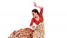 Festival del flamenco la danza di Sara Calero