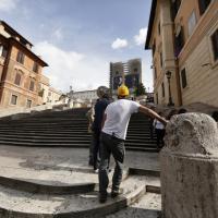Trinità dei Monti, parte il restauro della Scalinata sponsorizzato da Bulgari
