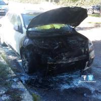 Brucia 30 auto in pochi mesi, preso il piromane dell'Aurelio
