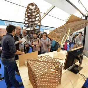 Tra stampanti 3D e robot al via il Maker Faire, la fiera dell'innovazione
