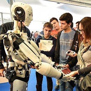 Maker Faire, centomila presenze in tre giorni alla Città universitaria della Sapienza