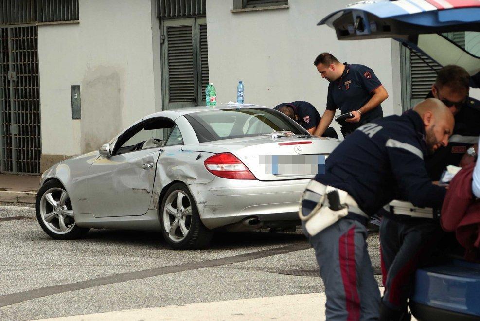 Inseguimento da film sul Gra, auto in fuga provoca incidenti