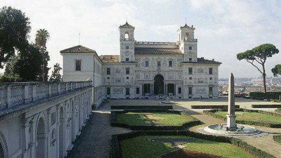 Villa medici il parco pi bello d 39 italia for Jardin villa medicis rome