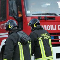 Paura all'alba a Testaccio, hotel in fiamme: nessun ferito
