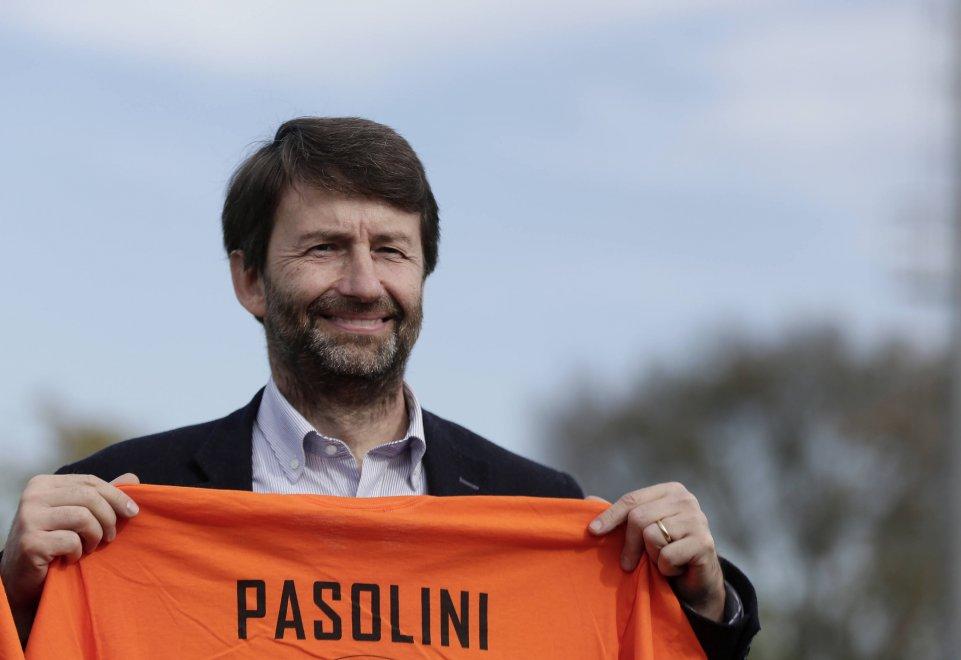 """""""Pasolini gioca ancora"""", la partita di calcio a 40 anni dalla morte con Franceschini e Davoli"""