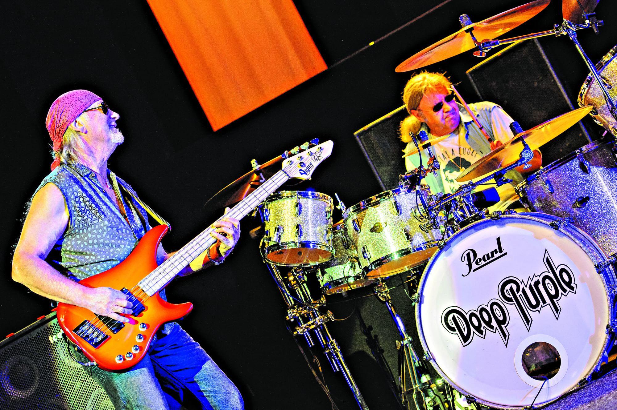 Tornano i Deep Purple i profeti dell'hard rock