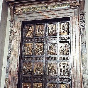 Giubileo aperte le registrazioni per l 39 accesso alla porta - Immagini porta santa ...