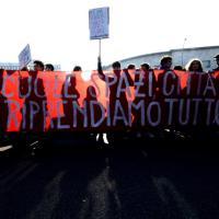 Roma, studenti in corteo: 'No alla Buona Scuola di Renzi'