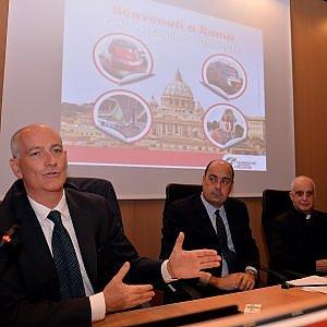 """Giubileo, l'annuncio di Renzi: """"Ecco 200 milioni per Roma"""""""