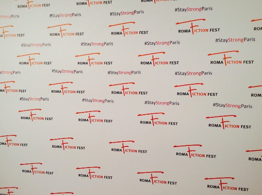"""Stay Strong Paris"", l'hashtag dei social network arriva al Roma Fiction Fest"
