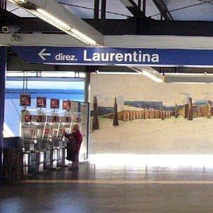 Linea B, ripartita la tratta Piramide-Laurentina