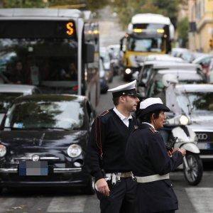 Roma, da Termini alla Magliana: traffico in tilt e cantieri aperti