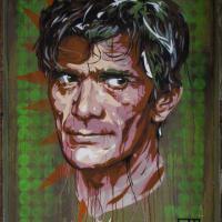 Al Pigneto, Ostia e Torpignattara, la street art dedicata a Pasolini