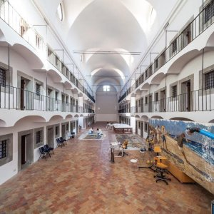 Il cinema riapre l'ex carcere minorile di San Michele a Roma